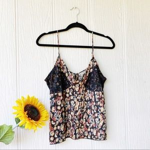 Free People Lace Cami